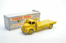 DINKY 533 LEYLAND COMET CEMENT WAGON