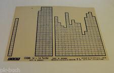 Microfich Catalogo parti di ricambio FIAT CROMA IE-IE TURBO 60331785