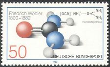 Germania 1982 SCIENZA/Salute/chimica/Wohler 1v n23584