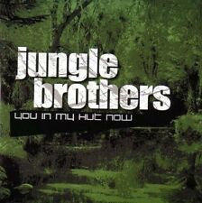 "Jungle Brothers ‎""You In My Hut Now"" RARE 2002 CD"