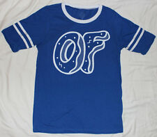 Junior's Odd Future Blue T-Shirt Size Medium