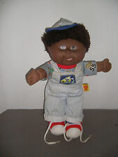 """Xavier Roberts Cabage Patch Toddler Collection 15"""" 1990 African American"""