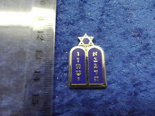(A13-AD21) US Air Force Abzeichen Officer Jewish Faith Chaplain insignia RAR