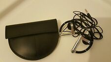 Bang & Olufsen A8 Ear-Hook Headphones - Aluminium/Black