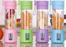 Mini Portable Electric Juice Cup USB Recharging 380 ML Blender