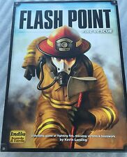 FLASH POINT - Fire Rescue Board Game by Indie Boards and Cards