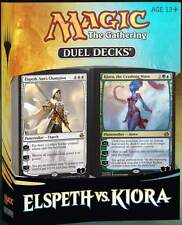 Magic the Gathering MTG - Elspeth vs Kiora Factory Sealed Duel Deck