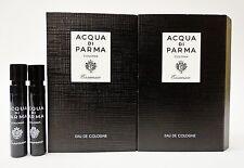 ACQUA DI PARMA COLONIA ESSENZA 1.2 ml 0.04 oz Men EDC SPRAY Cologne Sample x2