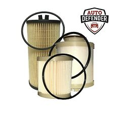 1 Fuel & 1 Oil Filter for 2003-2007 Ford F Series Powerstroke 6.0L Turbo Diesel