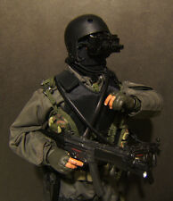 "1/6 Scale 12"" US Navy Seal Team Six ""Steve"" Custom Action Figure --Dragon Models"