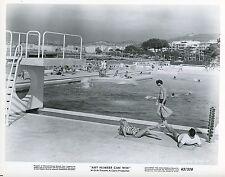 ALAIN DELON MELODIE EN SOUS-SOL1963 VINTAGE PHOTO ORIGINAL #16