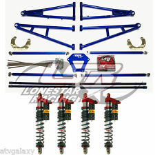 Lonestar MTS +3 A-Arms Elka Stage 4 Suspension RZR XP900 900XP RZR900 2011+