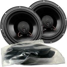 Dietz CX-160UR - 16,5cm 2 Wege Koax Lautsprecher Paar für VW Golf 4 5 6 IV V VI