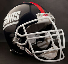 LAWRENCE TAYLOR NEW YORK GIANTS Schutt NJOP-DW Football Helmet FACEMASK - WHITE