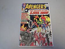 The Avengers #5 Comic Book 1963   Hulk App.