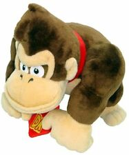 "Super Mario Brothers Mario Party 9"" Inch Plush Donkey Kong"