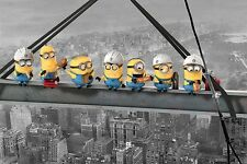 Despicable Me - Minions Lunch On A Skyscraper POSTER 61x91cm NEW