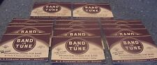 "Lot of 20 RARE ""Band In Tune"" Booklets DATED 1939 by Chester R. Duncan"
