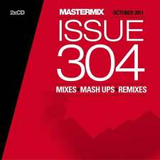 Mastermix Issue 304 Twin DJ CD Set ft Glee Vs Rocky Horror Picture Show Megamix