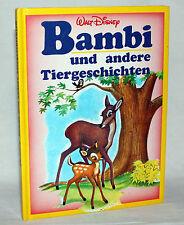 Walt Disney - BAMBI und andere Tiergeschichten