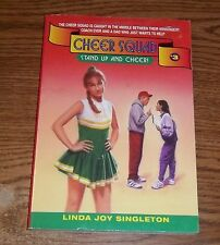 Cheer Squad: Crazy for Cartwheels No. 1 by Linda Joy Singleton (1996, Paperback)