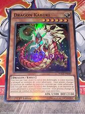 Carte Yu Gi Oh DRAGON KABUKI WSUP-FR049 x 3