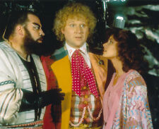 BRIAN BLESSED & COLIN BAKER UNSIGNED PHOTO - 3729 - DOCTOR WHO