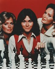 "Charlies Angels Original TV Series Cast 10"" x 8"" Glossy Photographic Print"
