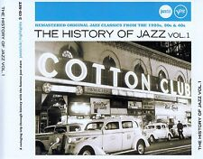 THE HISTORY OF JAZZ VOL. 1 / 3 CD-SET - TOP-ZUSTAND