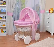 WALDIN Baby Passeggino,Culla per neonato XXL NUOVO ! Rosa