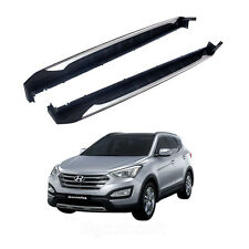 Premium Luxuly Side Step Nerf Cab Running Board for Hyundai Santa Fe Sports 2013