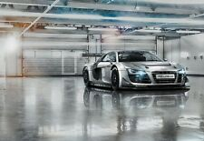 Wall mural wallpaper Audi R8 sports car PERFECT KIDS ROOM & LIVING ROOM DECOR