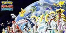 All 54 Legendary Pokemon Shiny Omega Ruby Alpha Sapphire (ORAS XY) +free Events