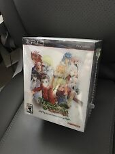 Tales of Symphonia: Chronicles Collector's Edition PS3 Brand New Factory Sealed!