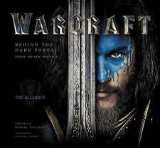 Warcraft: Behind the Dark Portal..DANIEL WALLACE...  AS NEW