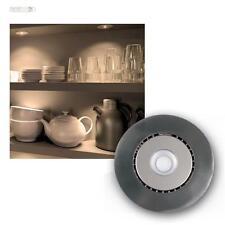 LED Acciaio inox Faretto da incasso 700mA CC,bianco caldo 400lm Luce mobili
