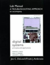 Student Lab Manual A Troubleshooting Approach for Digital Systems: Principles an
