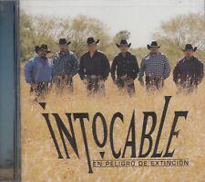 Intocable En Peligro De Extincion CD New Nuevo Sealed Sellado