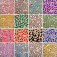 6000 Mixed Wedding Table Crystals Scatter Decoration Diamond Acrylic Confetti