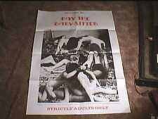 PAY THE BABY SITTER ORIG MOVIE POSTER VINTAGE SEXPLOITATION HOT SEXY