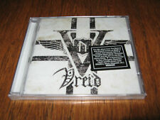 "VREID ""V"" CD  enslaved carpathian forest satyricon"