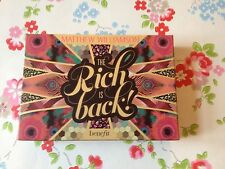 ⭐ ⭐ Benefit Matthew Williamson I RICCHI è tornato Natale Make-Up Kit Set ⭐