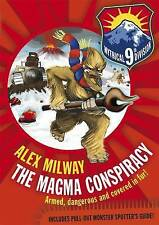 The Magma Conspiracy (Mythical 9th Division),Milway, Alex,New Book mon0000106112
