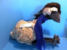 Yonkers Emu With Blue Scarf plush(310-2487)