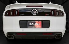 2013-2014 Mustang Roush Rear Valance Kit w/ Hardware, Template & Instructions
