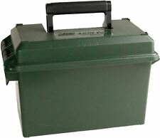 New MTM Case-Guard 50 Caliber Ammo Can Military Style Waterproof F. Green AC-50C