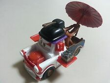 Mattel Disney Pixar Cars Kabuki Mater Diecast Toy Car 1:55 Loose New In Stock