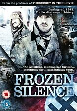 Frozen Silence (DVD, 2013)  Brand new and sealed