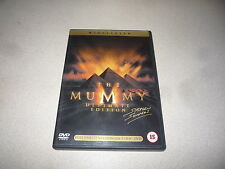 THE MUMMY ULTIMATE EDITION DVD 2 X DISC SET