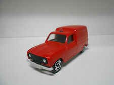 RENAULT 4 F  POMPIERS FIRE SOLIDO  1/43